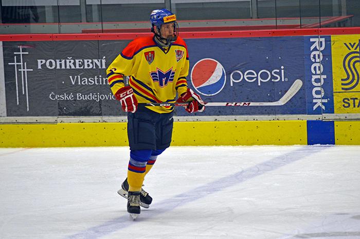 Kachy�a m�l za mo�em dobr� rok. Do�k� se draftu do NHL?